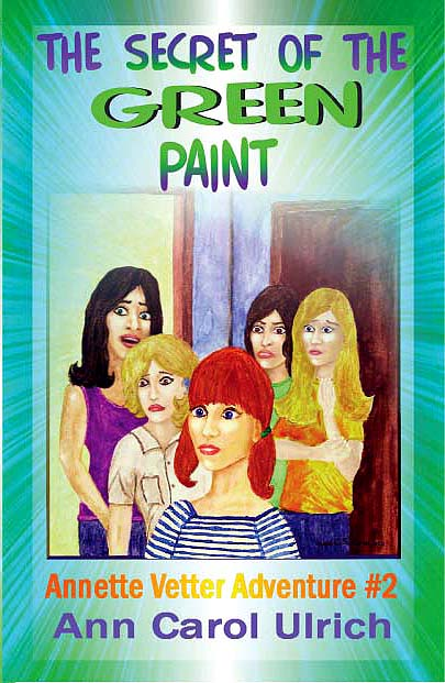 The Secret of the Green Paint