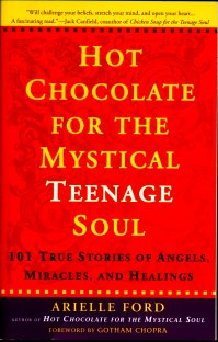 book cover of Hot Chocolate for the Mystical Teenage Soul